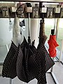 Made lots of use of these umbrella storage contraptions (30675655667).jpg