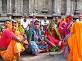 Madurai Meenakshi temple pilgrims.jpg