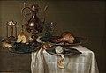Maerten Boelema de Stomme - Still Life. Breakfast Piece - KMSsp395 - Statens Museum for Kunst.jpg