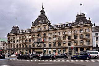 Magasin du Nord Danish chain of department stores