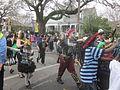Magazine St Carnival Sunday 2013 Skin N Bones Kids.JPG