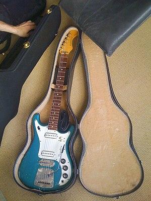 Magnatone - Magnatone guitar