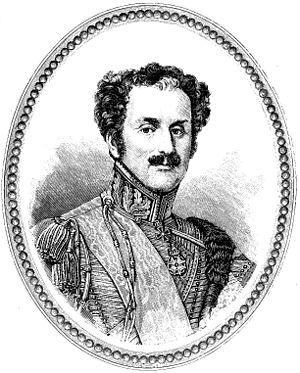 Magnus Brahe (1790–1844) - Nils Magnus Brahe  (1790-1844)