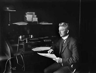 Magnus Nilssen - Magnus Nilssen (1921)