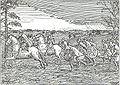 Magnus den godes saga-Svein flydde opp i Skaane-W. Wetlesen.jpg