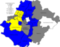 Maidstone 2007 election map.png