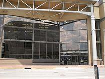 Main entrance to the National World War II Museum.jpg
