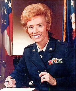 Jeanne M. Holm United States general
