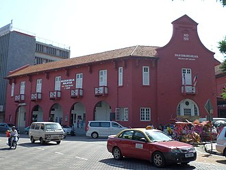 Culture of Malaysia - Malacca Art Gallery