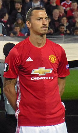Manchester United v Zorya Luhansk, September 2016 (08) - Zlatan Ibrahimovic (edited)