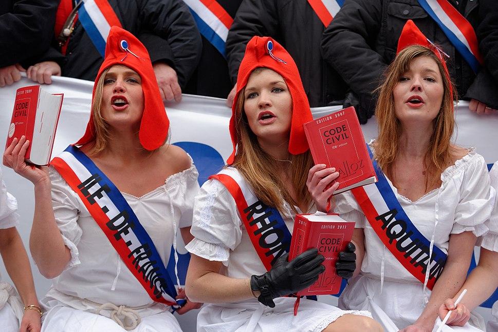 Manif pour tous Paris 2013-01-13 n11