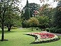 Manor Park, formal gardens. - geograph.org.uk - 444953.jpg