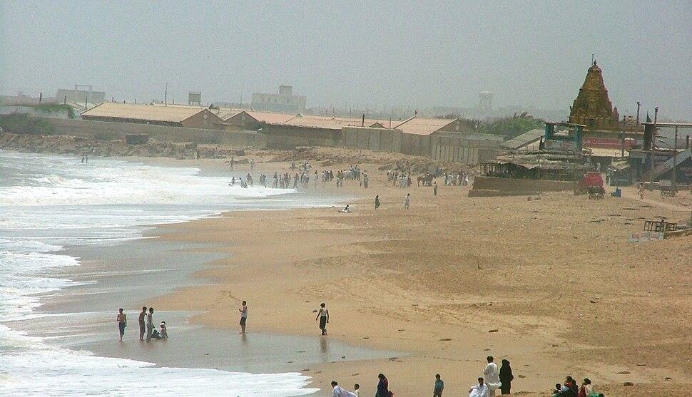 Manora Beach, Karachi, Pakistan.jpg