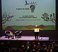 Manuel Castells en Puerto de Ideas Valparaíso 2019.jpg