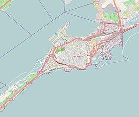 (Ver situação no mapa: Sète)