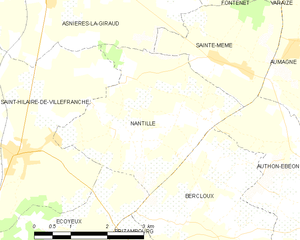 Map commune FR insee code 17256.png