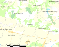 Map commune FR insee code 32093.png