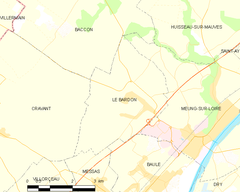 Map commune FR insee code 45020.png