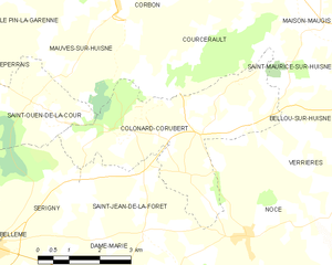Map commune FR insee code 61112.png
