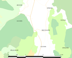 Map commune FR insee code 65075.png