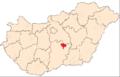 Map of Kecskemét.png