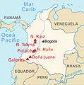 Map of major Colombian volcanoes-ca.jpg