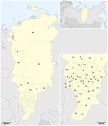 Krai de Krasnoyarsk