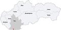Map slovakia komarno.png