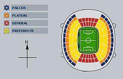 Estadio morelos la enciclopedia de la selecci n for Puerta 9b estadio universitario