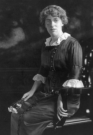 Margaret Woodrow Wilson - Image: Margaret Woodrow Wilson 1912
