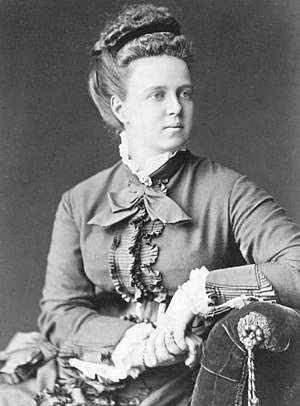 Grand Duchess Maria Alexandrovna of Russia - Image: Maria Alexandrovna of Russia duchess of Edinburgh