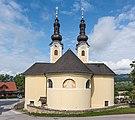 Maria Rain Kirchenstrasse 61 Pfarrkirche Mariä Himmelfahrt O-Ansicht 13072018 3856.jpg