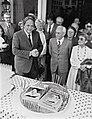 Mario Formenton e Piero Chiara archivi Mondadori AA207411.jpg