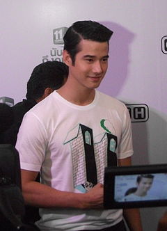 Mario Maurer at CTW 10-5-2015.jpg