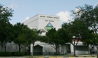 Stoneman Douglas High School shooting - Marjory Stoneman Douglas High School in 2008