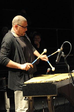 Mark Sherman (musician) - Image: Mark Sherman Vibraphonist