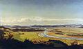 Marko Pernhart - Panorama s Šmarne gore I.jpg