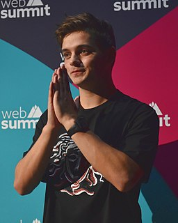 Martin Garrix Dutch DJ and record producer