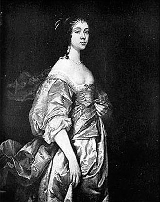 Margaret Cavendish, Duchess of Newcastle-upon-Tyne - Mary Lucas, older sister of Margaret Cavendish