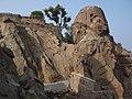 Masroor Temple Ruins, Built in 8th Century.jpg
