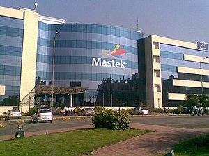 English: Mastek Mumbai(Mahape) Office Building...