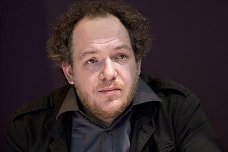 Mathias Énard - Mathias Énard in 2010