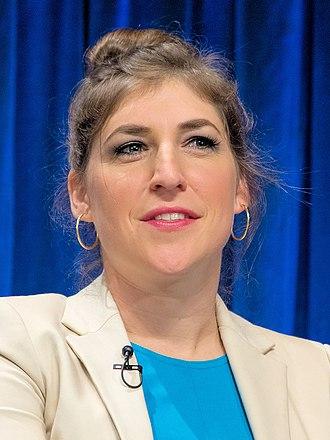 Mayim Bialik - Bialik in 2013