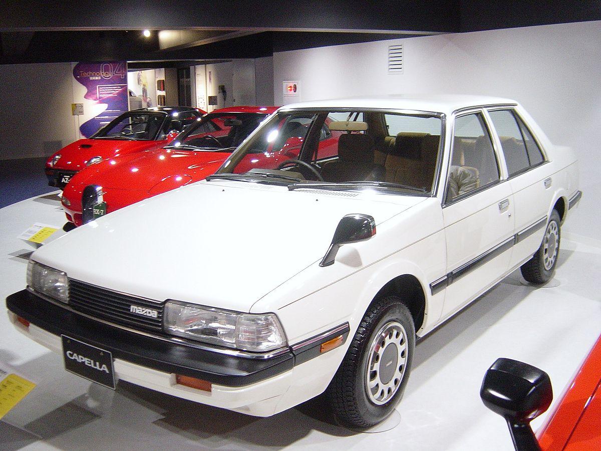 Honda Accord Coupe >> Mazda Capella – Wikipedia, wolna encyklopedia