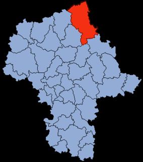 Ostrołęka County County in Masovian Voivodeship, Poland