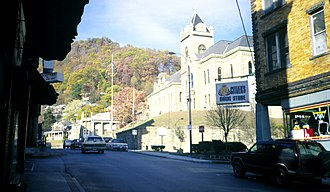 Welch, West Virginia - McDowell County Courthouse