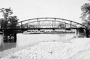 McGilvray Road Bridge No. 4, Van Loon Wildlife Area, La Crosse vicinity (La Crosse County, Wisconsin)