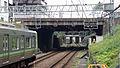 Meidaimae Station north 2014.JPG