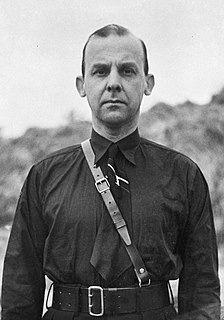 Meinoud Rost van Tonningen Dutch Nazi