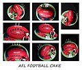 Melbourne Demons AFL Football Cake (all angles).jpg